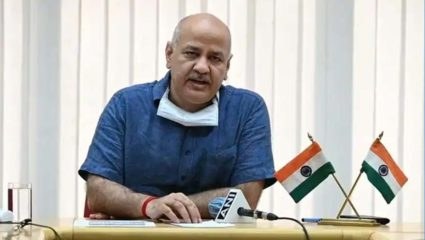 Manish Sisodia alleged center's BJP government of not helping a few state governments