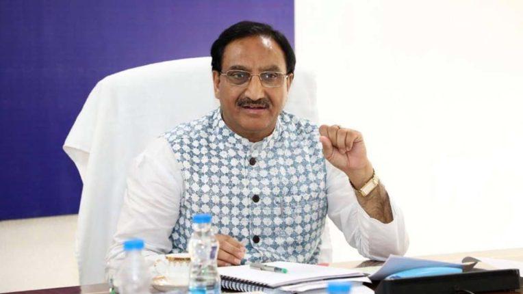 राष्ट्रीय शिक्षा नीति 2020 में तेजी के लिए निशंक ने दिया समिति गठित करने का सुझाव