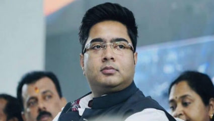 अभिषेक बनर्जी का BJP पर निशाना, कहा-बंगाल में आपदा के समय भाजपा के नेता कहीं दिखाए नहीं दिए