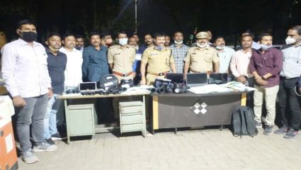 Gang of interstate bookies busted, 33 bookies arrested