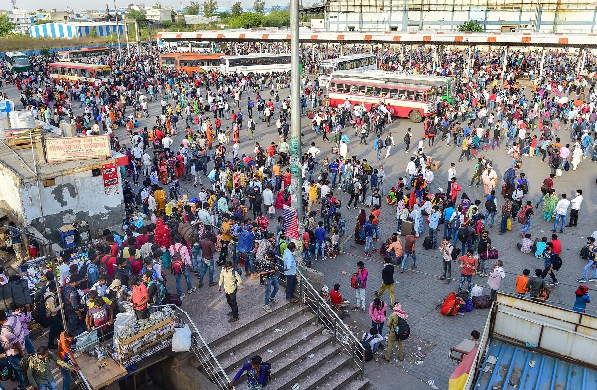 Complete lockdown announced in Delhi