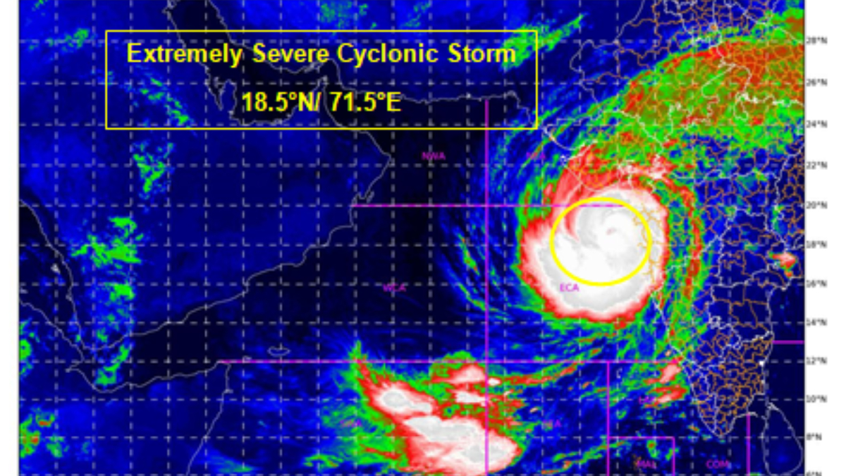 Cyclone Tauktae: 'Tauktae' turns into a cyclonic storm: IMD