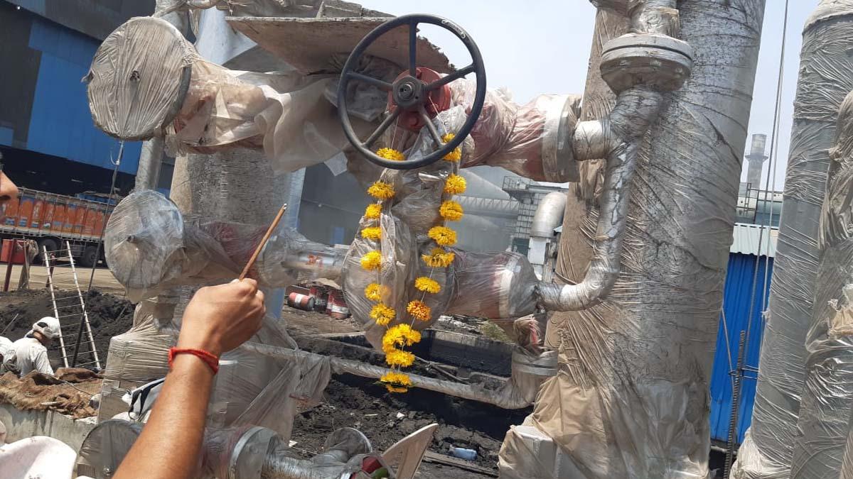 Mahalakshmi Oxygen Plant