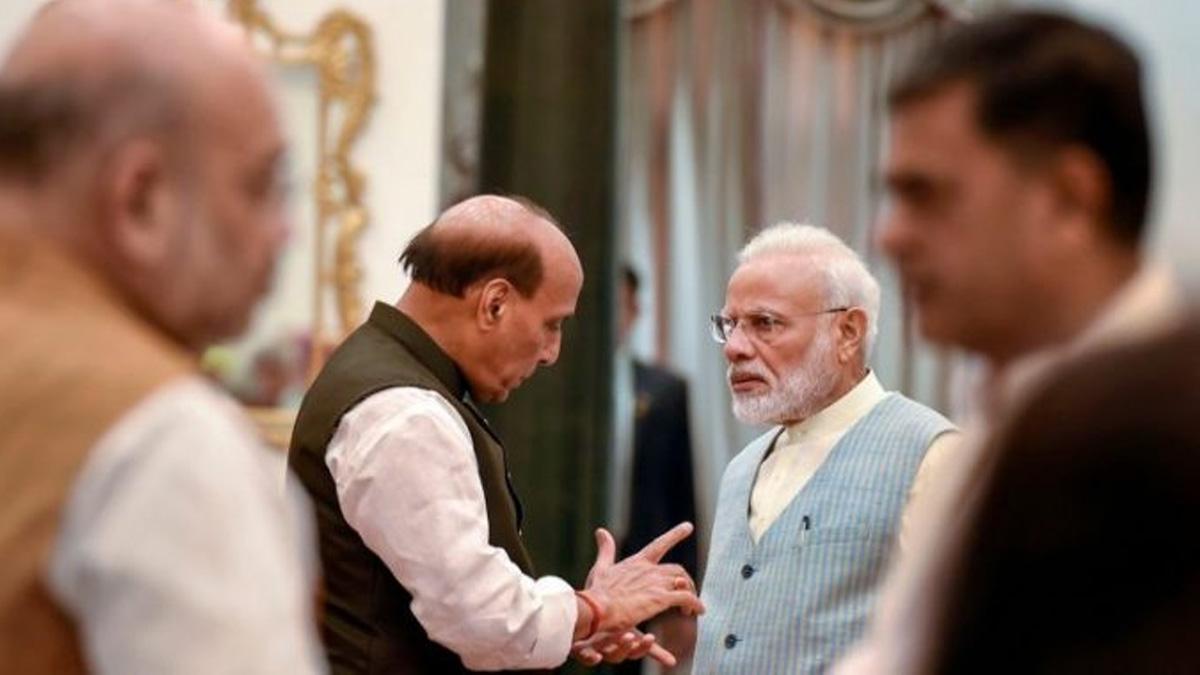 Modi Rajnath