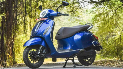 Electric Scooter Bajaj Chetak    This electric scooter is very much sold in India– nixatube