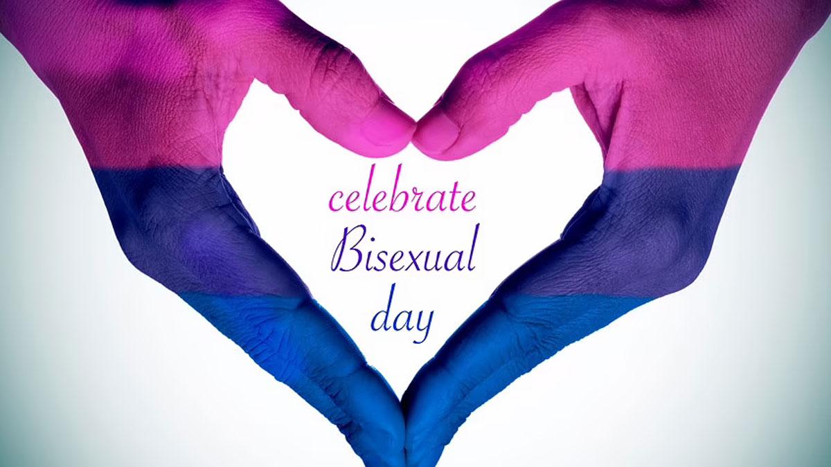 Celebrate Bisexuality Day 2021 | जानें क्यों मनाया जाता है Bisexuality Day  और इसका उद्देश्य | Navabharat (नवभारत)